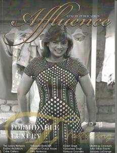 Cover of Affluence Magazine
